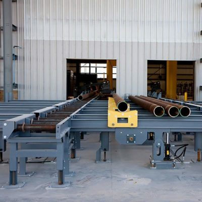 Roller and Transfer Conveyor System