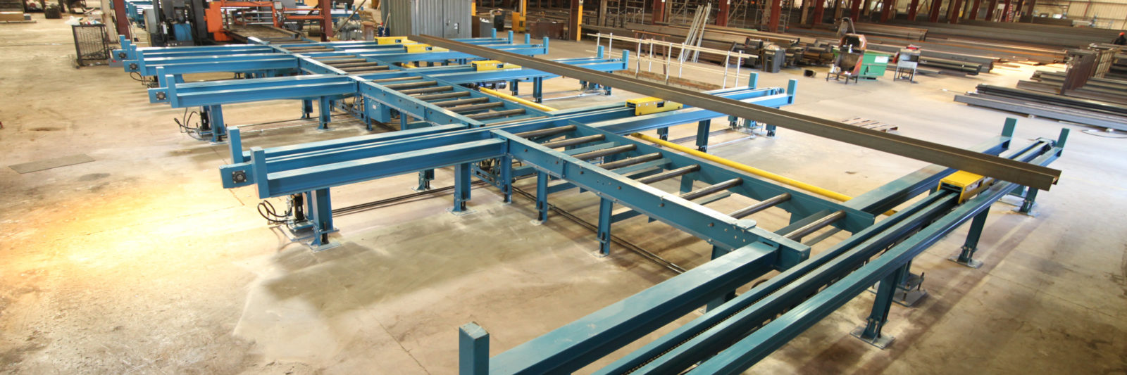 Lift and Carry Conveyor System
